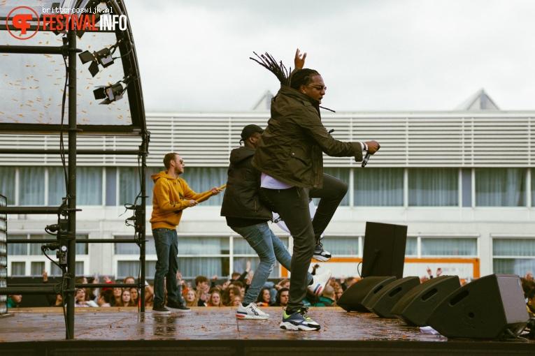 Elton Jonathan op Kingsland Festival Amsterdam 2019 foto