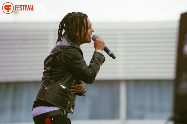Ronnie Flex op Kingsland Festival Amsterdam 2019 foto