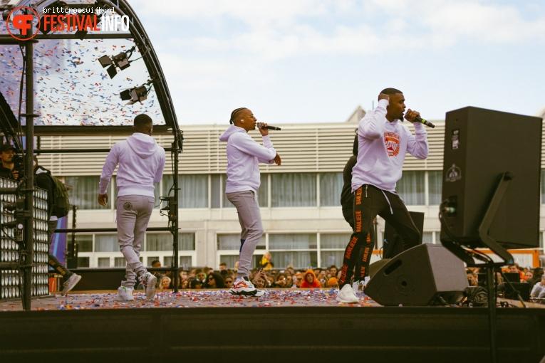 Broederliefde op Kingsland Festival Amsterdam 2019 foto