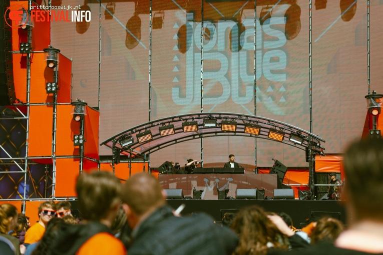 Jonas Blue op Kingsland Festival Amsterdam 2019 foto