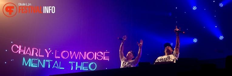 Charly Lownoise & Mental Theo op Paaspop 2019 - Zondag foto