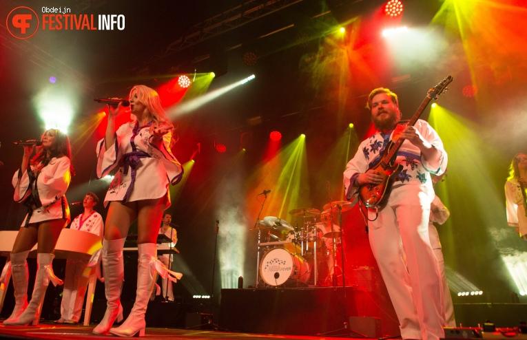 Abba Fever op Paaspop 2019 - Zondag foto