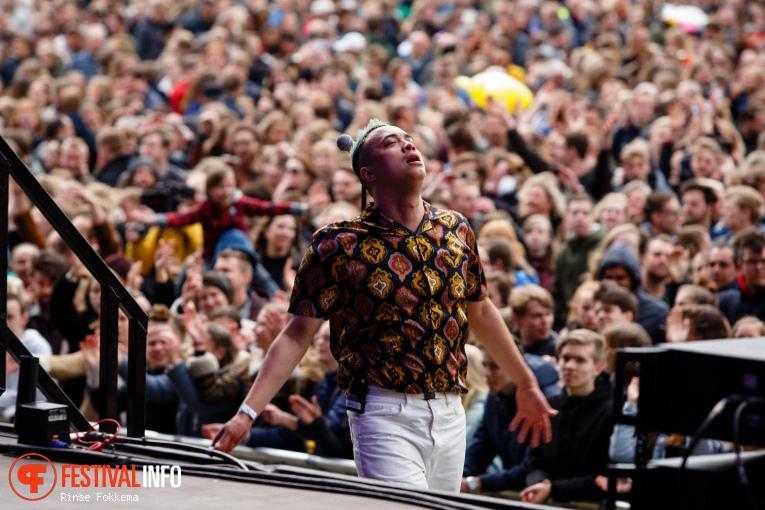 The Cool Quest op Bevrijdingsfestival Overijssel 2019 foto