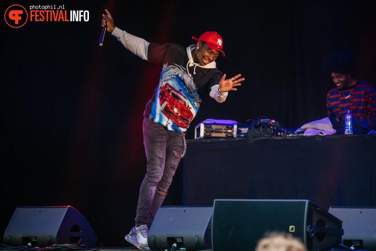 Foto Leafs op Bevrijdingsfestival Nijmegen 2019