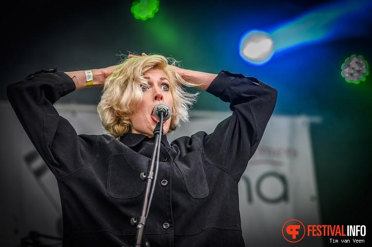 Foto JAGD op Bevrijdingsfestival Utrecht 2019