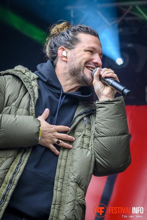 Foto Kraantje Pappie op Bevrijdingsfestival Utrecht 2019