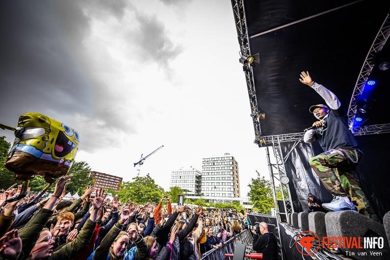 Leafs op Bevrijdingsfestival Utrecht 2019 foto