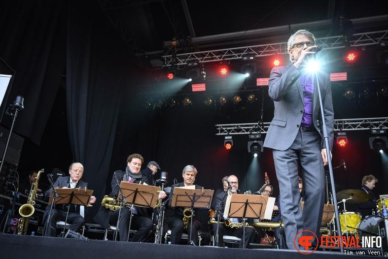 Foto The Konrad Koselleck Big Band op Bevrijdingsfestival Utrecht 2019