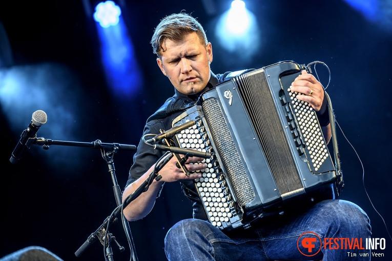 Mario Batkovic op Bevrijdingsfestival Utrecht 2019 foto