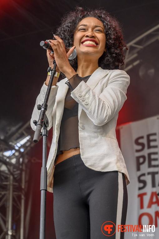 A Mili op Bevrijdingsfestival Utrecht 2019 foto