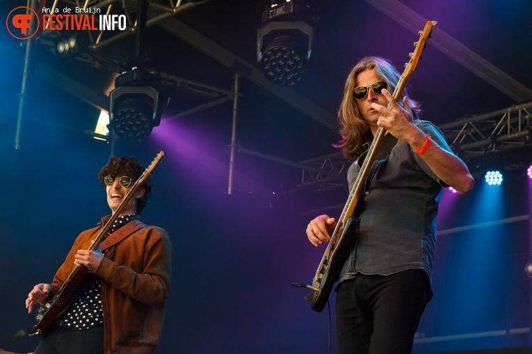 Bourbon Avenue op Bevrijdingsfestival Zuid-Holland 2019 foto