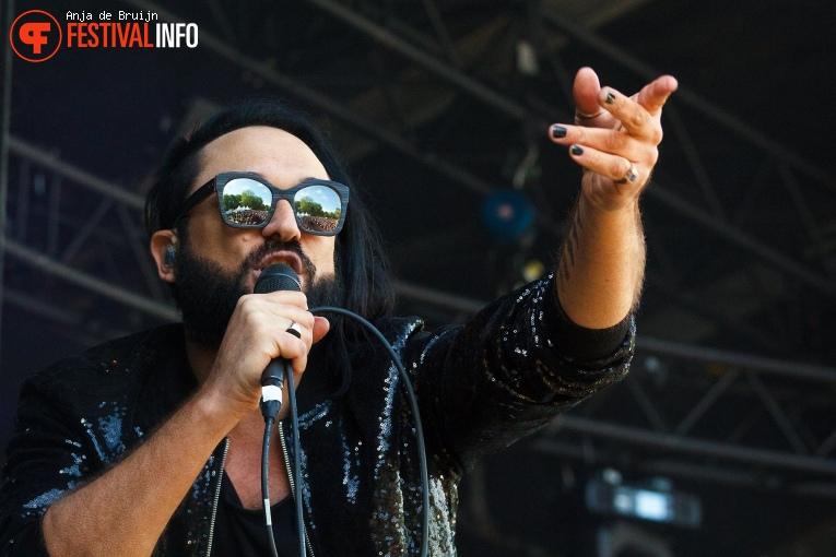 Blaudzun op Bevrijdingsfestival Zuid-Holland 2019 foto