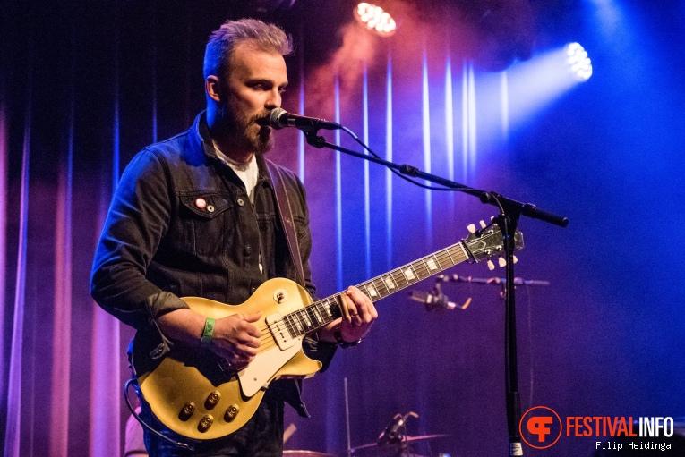 Foto Joey Landreth op Rhythm & Blues Night 2019