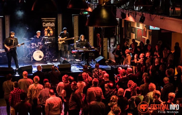 Foto Catfish op Rhythm & Blues Night 2019