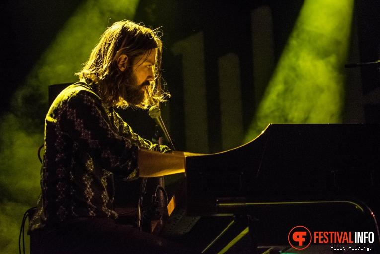 DeWolff op Rhythm & Blues Night 2019 foto