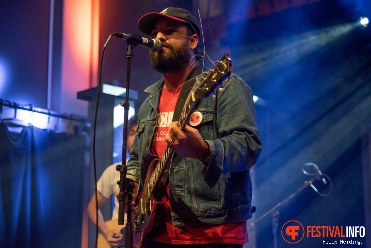 Lee Bains III & The Glory Fires op Rhythm & Blues Night 2019 foto