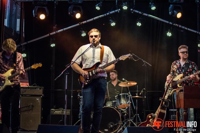 Foto Woodgrain op Rhythm & Blues Night 2019