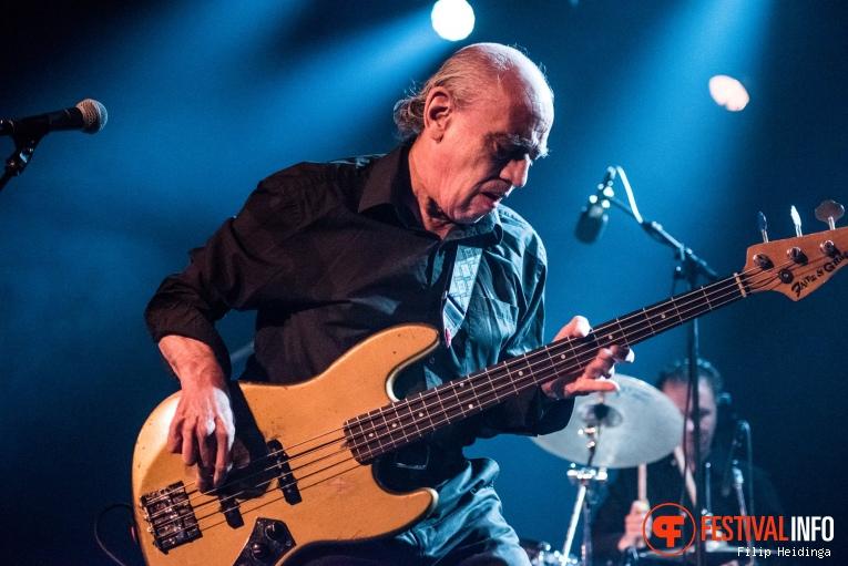 Wilko Johnson op Rhythm & Blues Night 2019 foto
