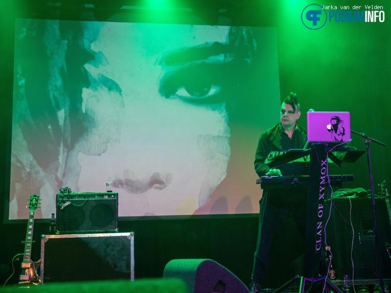 Clan Of Xymox op Clan of Xymox / The Other 11/05 - Grenswerk foto