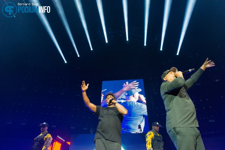 Foto Public Enemy op Gods of Rap: De La Soul / Public Enemy / Wu-Tang Clan - 16/05 - Ziggo Dome
