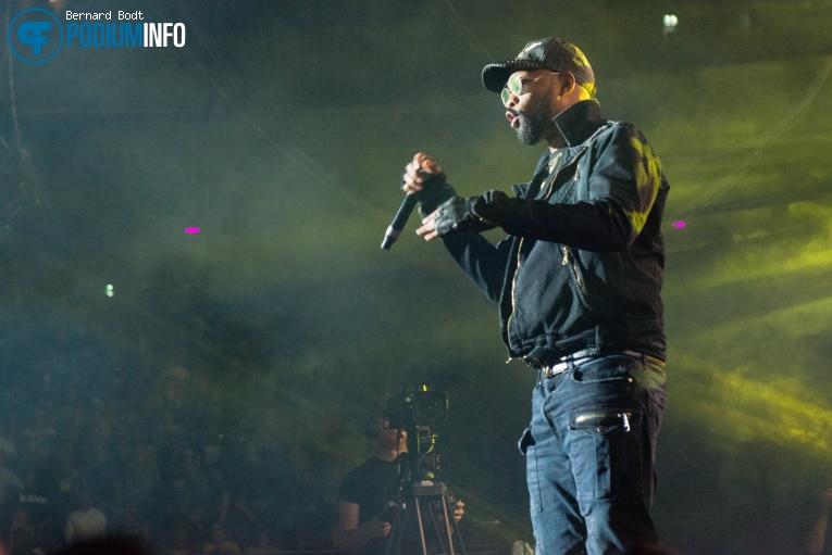 Foto Wu-Tang Clan op Gods of Rap: De La Soul / Public Enemy / Wu-Tang Clan - 16/05 - Ziggo Dome