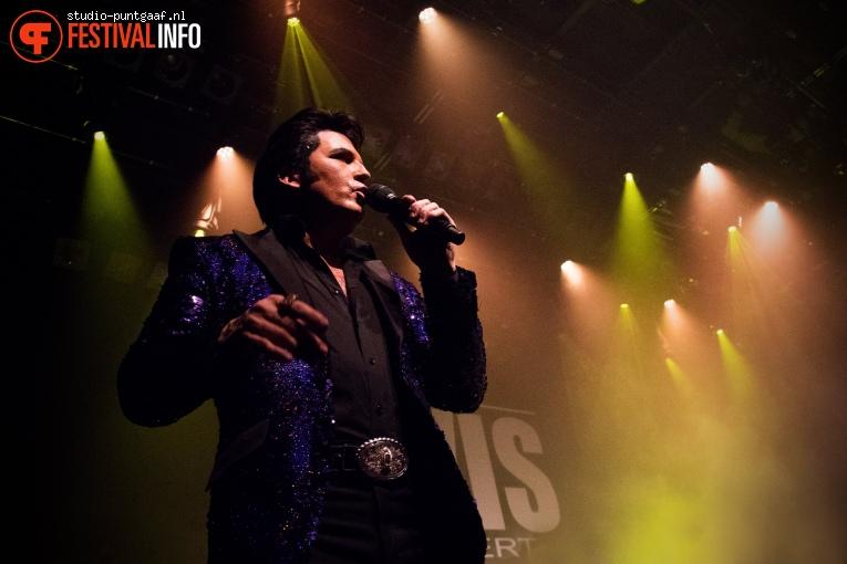 The Elvis Concert op The Elvis Concert - 18/05 - Metropool Enschede (voormalig Atak) foto
