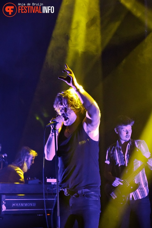 The Grand East op Sniester Festival 2019 foto
