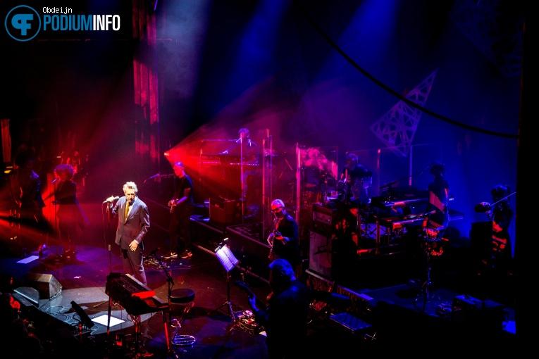 Bryan Ferry op Bryan Ferry - 22/05 - Muziekgebouw Eindhoven foto
