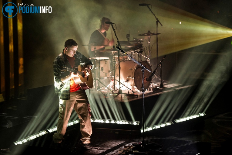 Foto Dermot Kennedy op Dermot Kennedy - 22/05 - TivoliVredenburg