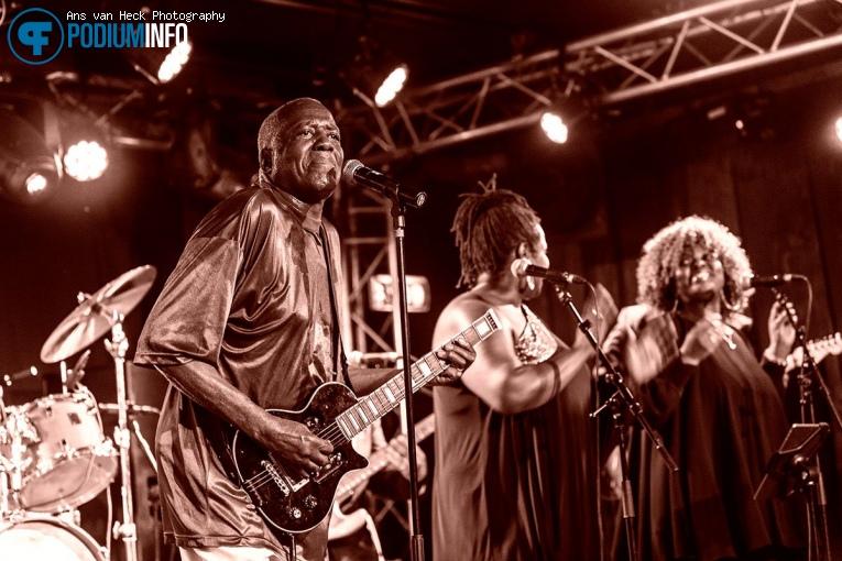 Foto John Ellison op John Ellison - 17/05 - De Peppel