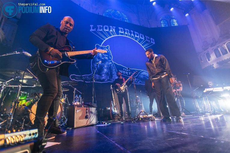 Foto Leon Bridges op Leon Bridges - 29/05 - Paradiso