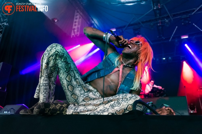 Yves Tumor op Best Kept Secret 2019 - zaterdag 1 juni foto