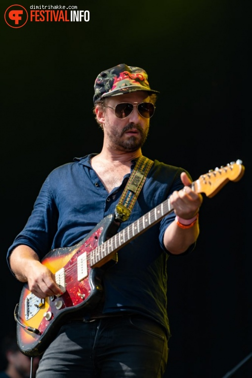 Phosphorescent op Best Kept Secret 2019 - zaterdag 1 juni foto