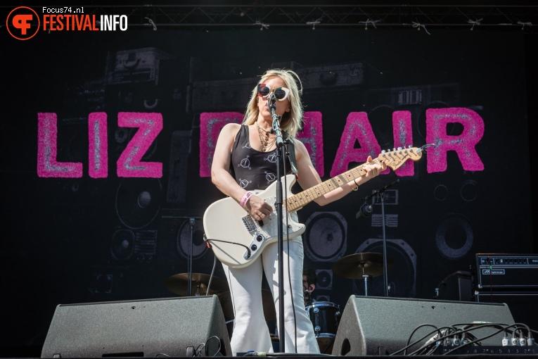 Liz Phair op Best Kept Secret 2019 - zondag 2 juni foto
