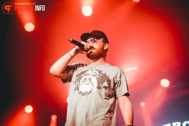 Donnie (NL) op Vestrock 2019 foto