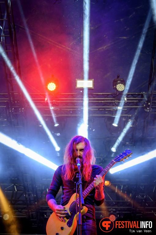 Uncle Acid & The Deadbeats op Fortarock 2019 Zaterdag foto