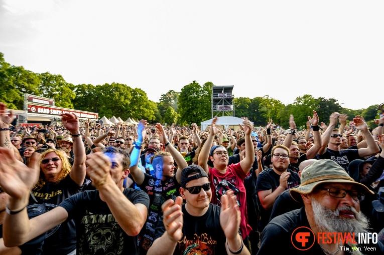 Amorphis op Fortarock 2019 Zaterdag foto