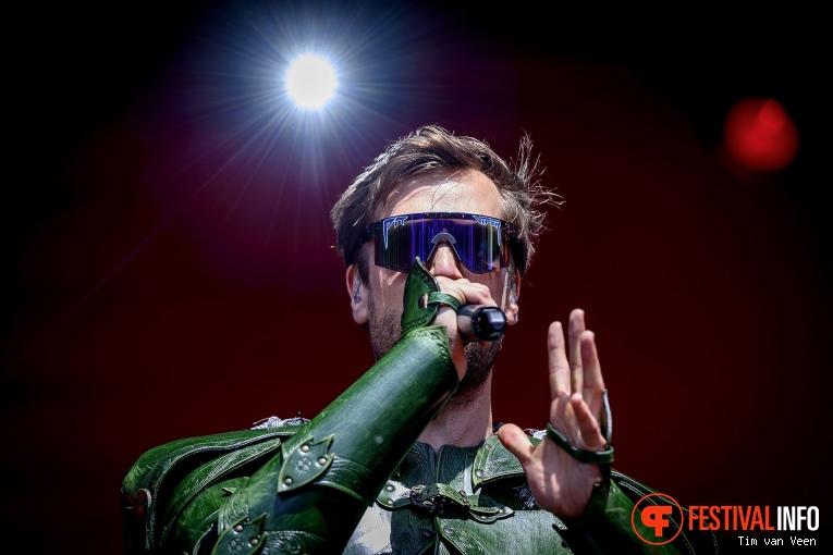 Gloryhammer op FortaRock 2019, Zondag foto