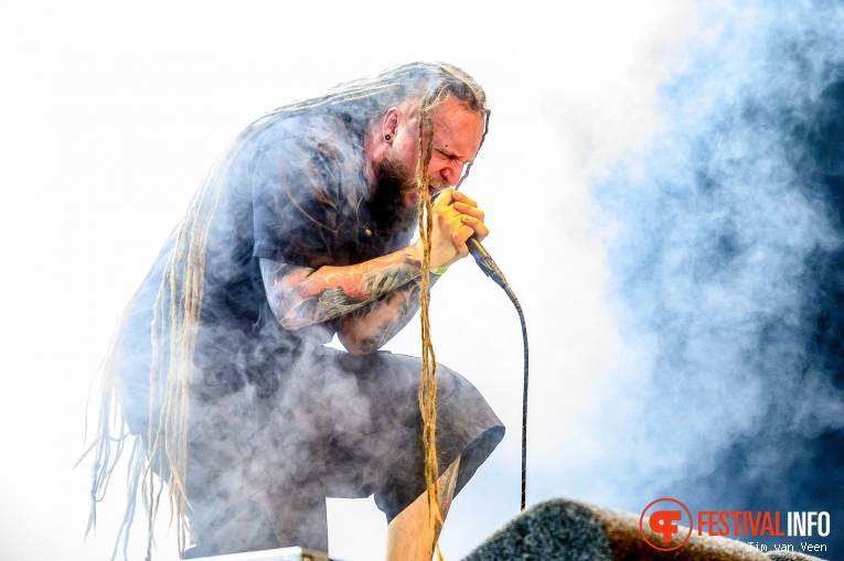 Decapitated op FortaRock 2019, Zondag foto