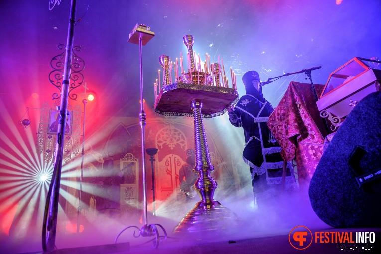 Batushka op FortaRock 2019, Zondag foto