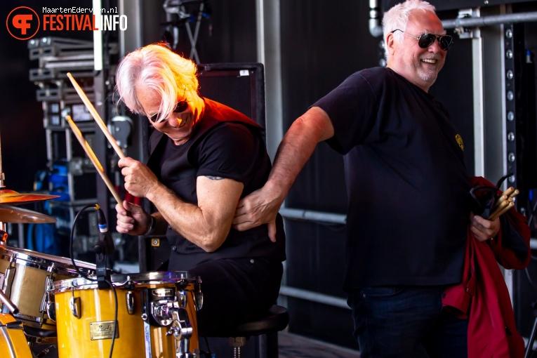 Cesar Zuiderwijk (& The Clarks) op Kaderock 2019 foto