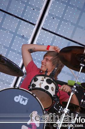 Di-rect op Bevrijdingsfestival Overijssel 2008 foto