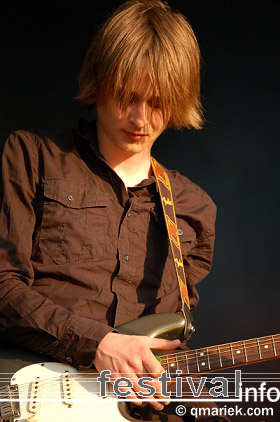 Foto Ilse DeLange op Bevrijdingsfestival Overijssel 2008