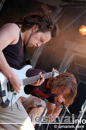 Kudra  Mata op Bevrijdingsfestival Overijssel 2008 foto