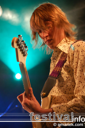 The Tommycats op Bevrijdingsfestival Overijssel 2008 foto