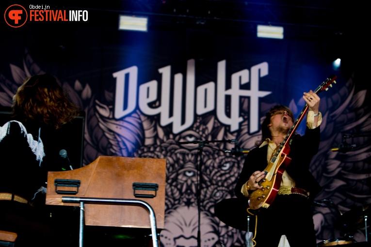 DeWolff op Hello Festival 2019 foto