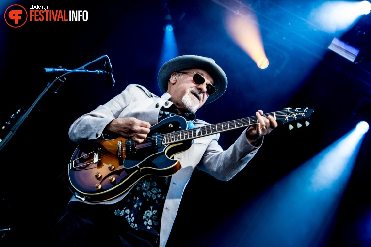 Foto Paul Carrack op Hello Festival 2019