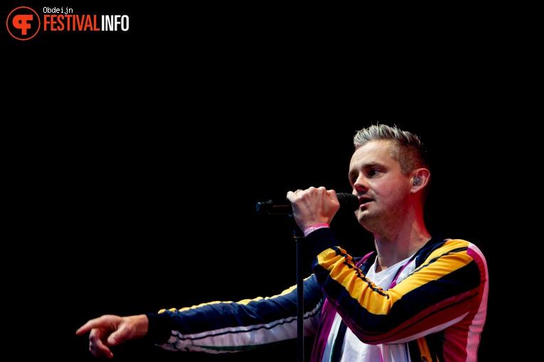 Keane op Hello Festival 2019 foto