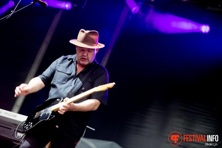 Daniel Lohues op Hello Festival 2019 foto