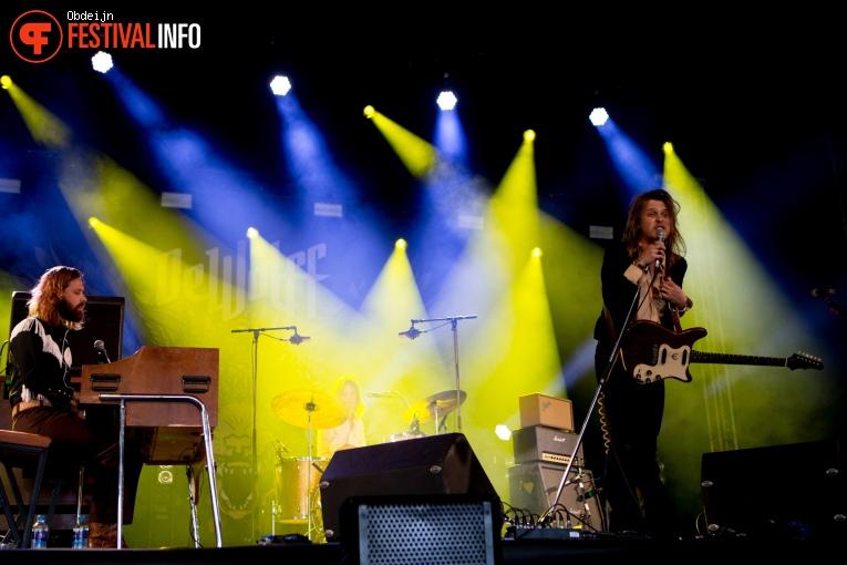 Foto DeWolff op Hello Festival 2019